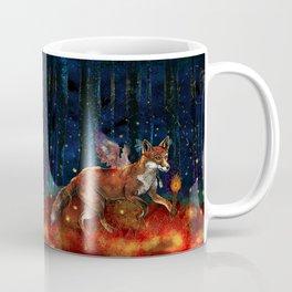 The Origin of Fire Coffee Mug