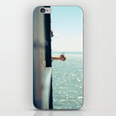 Staten Island Ferry  iPhone & iPod Skin
