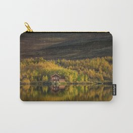 Icelandic Autumn Carry-All Pouch