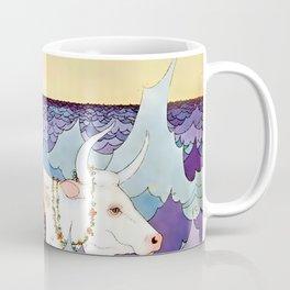 """Europa and the Bull"" by Virginia Sterrett Coffee Mug"