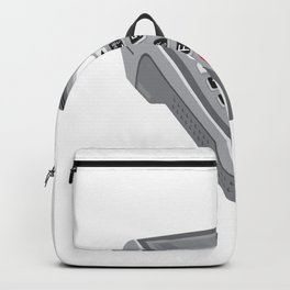 Point of Sale POS Terminal Retro Backpack