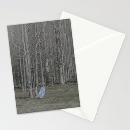 Among Aspens Stationery Cards