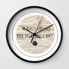 but Wall Clock