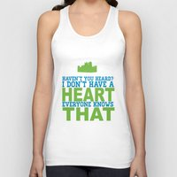 downton abbey Tank Tops featuring Downton Abbey (Mary) by Park is Park