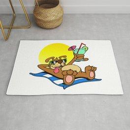 Beach Dawg Rug