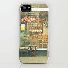 Market iPhone (5, 5s) Slim Case