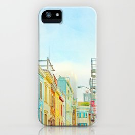 SF Tops 1 iPhone Case
