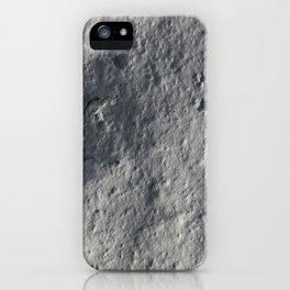 Rock Face Style iPhone Case