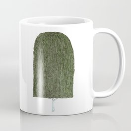 Topiary Three cup Coffee Mug