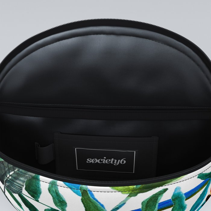 Exotic nature and flowers Fanny Pack