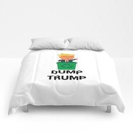 Dump Trump Comforters