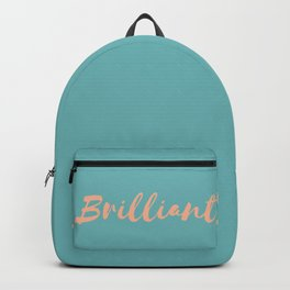 Brilliant Backpack