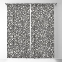 Gray Army Camouflage Blackout Curtain
