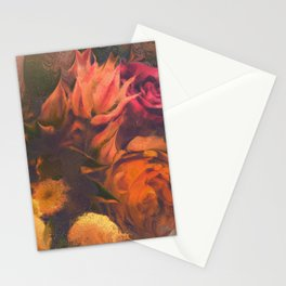 Blushing Brides and Roses Stationery Cards