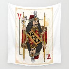 Vlad Impaler Wall Tapestry