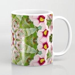 Flower World Mandala Coffee Mug