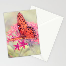 Quiet Butterfly Stationery Cards