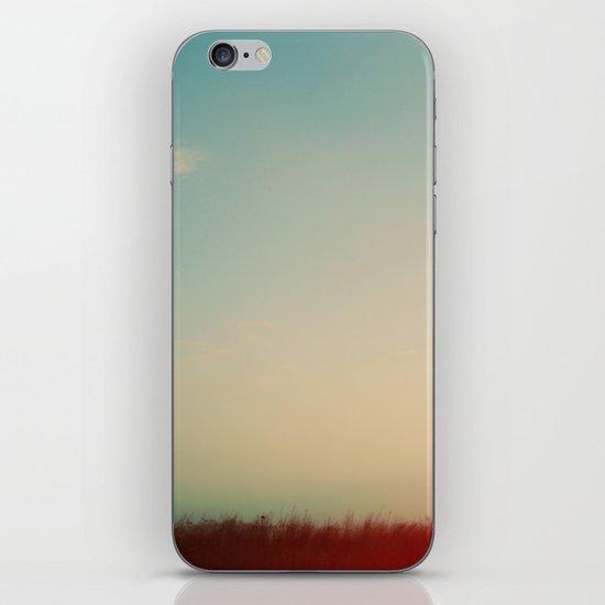 Rainbow Haze iPhone & iPod Skin