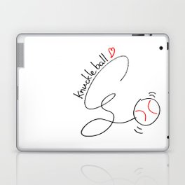 Knuckleball Laptop & iPad Skin