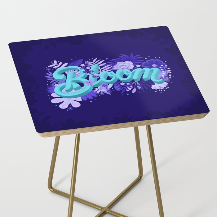 Bloom Side Table