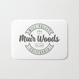 Muir Woods Bath Mat