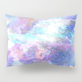 Liquid space Pillow Sham