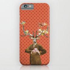 Monsieur Le Cerf iPhone 6s Slim Case