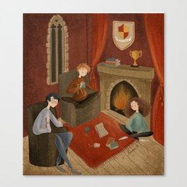 Gryffindor Canvas Print