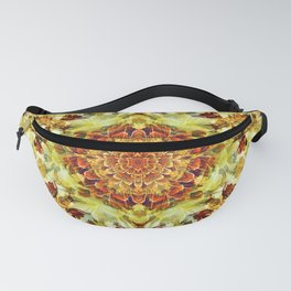 Mandalas from the Depth of Love 9 Fanny Pack