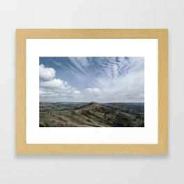 Castleton Framed Art Print