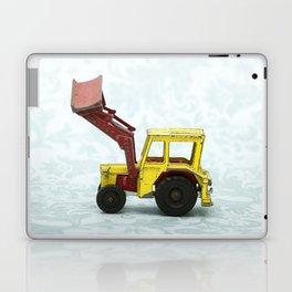 Vintage Corgi Junior - Massey Ferguson Tractor Laptop & iPad Skin