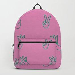 Ok Hands Backpack