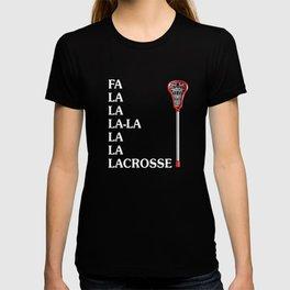 Lacrosse Stick Funny Graphic T-shirt T-shirt