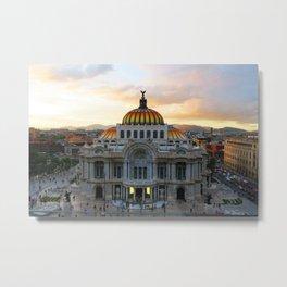 Mexico 03 Metal Print