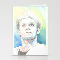 niall Stationery Cards featuring Niall by Rach