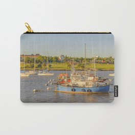 Buceo Port, Montevideo, Uruguay Carry-All Pouch