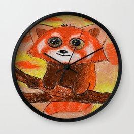 Lemur Wall Clock