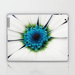 White petals Laptop & iPad Skin