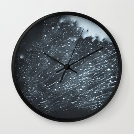 Icescape 2 Wall Clock