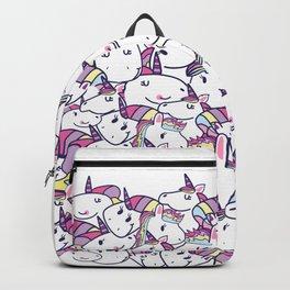 a lot of unicorns Backpack