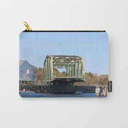 Swing Bridge Opening Carry-All Pouch