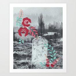 In Peace #1 Art Print