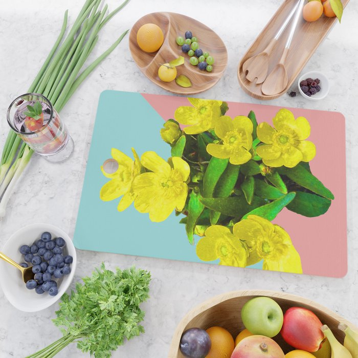Build Me Up Cutting Board