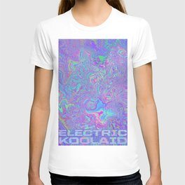 Electric Koolaid 03 - Triple hitting creative adventurer T-shirt