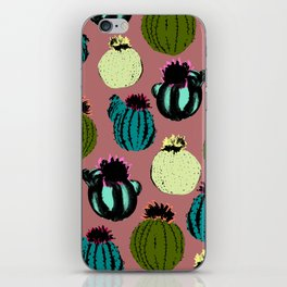 cacti iPhone Skin