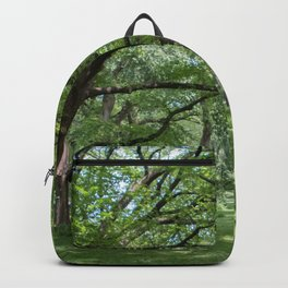 Elm Trees Backpack