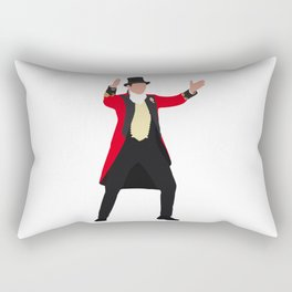 P.T. Barnum The Greatest Showman movie Rectangular Pillow