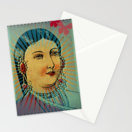 Matchbox Lady Stationery Cards