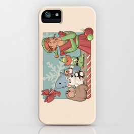 I Know Him iPhone Case