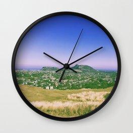 Splash of Colour Wall Clock